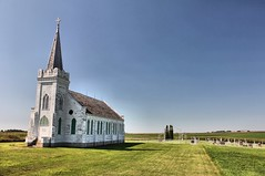 Our Lady of Perpetual Help Catholic Church - rural Schuyler, NE