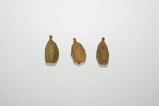 09 - Zutat Kardamon-Kapseln / Ingredient cardamom capsules