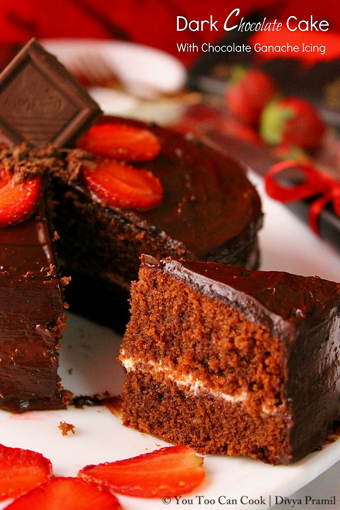 bournville chocolate cake