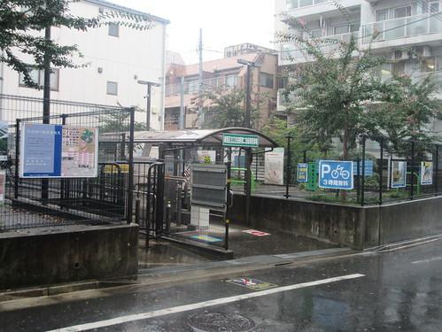 第二駐輪場(江古田ユニバース)