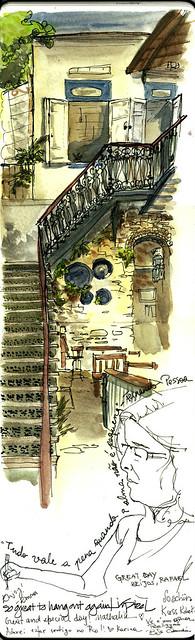 Cafecito in Santa Teresa