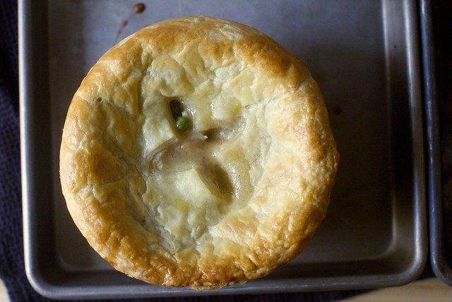New Chicken Pot Pies