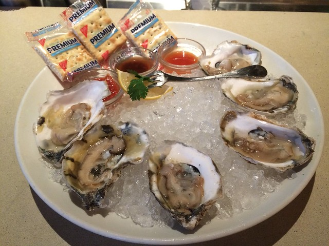 Oysters - Del Frisco's Grille