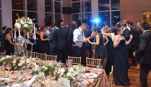 Wedding Dancing at The Ultimate Skybox in San Diego