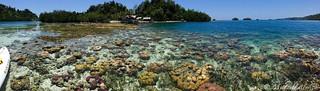 Togean Islands circumnavigation adventure