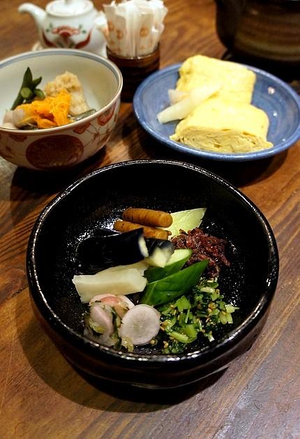 京都必吃茶泡飯老店12
