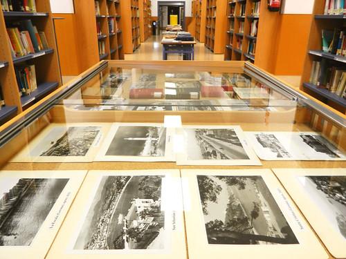 Turismo y Empresa : Exposición en la Biblioteca de la Facultad de Empresa y Gestión Pública