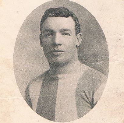 Larrett Roebuck: the first footballer in the English Football League to be killed in the Great War
