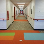 Jordan Valley School - Corridor upgrades