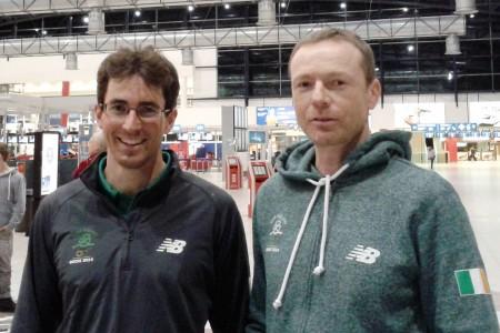 Jak Čech a Ir jeli na olympiádu - 1. díl - odjezd