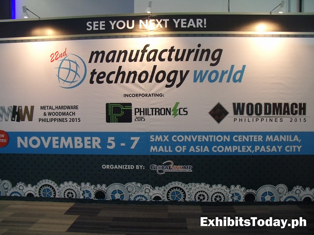 See you next year on 22nd Manufacturing Technology World