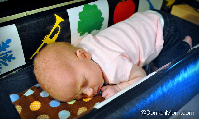 2 Weeks Old: Newborn Early Learning Program