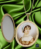 Jane Austen (Locket)