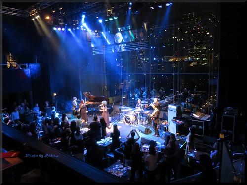 Photo:2014-10-07_T@ka.'s Life Log Book_【Music】billboard LIVE Idan Raichel ミッドタウンの素敵なライブスペースに行って来ました_03 By:logtaka