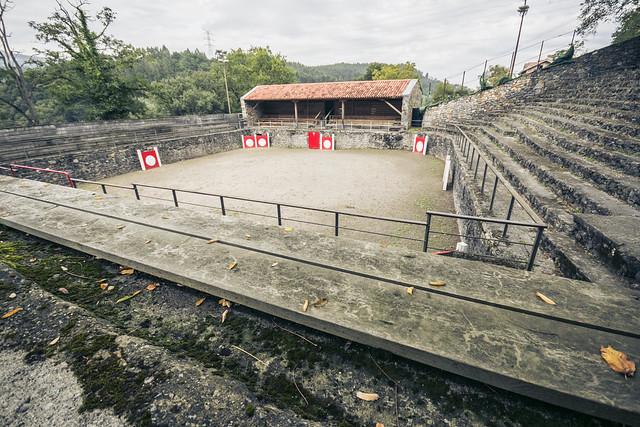 Plaza toros de los Santos Mártires