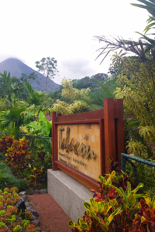 Tabacon Resort - Arenal Volcano - Costa Rica