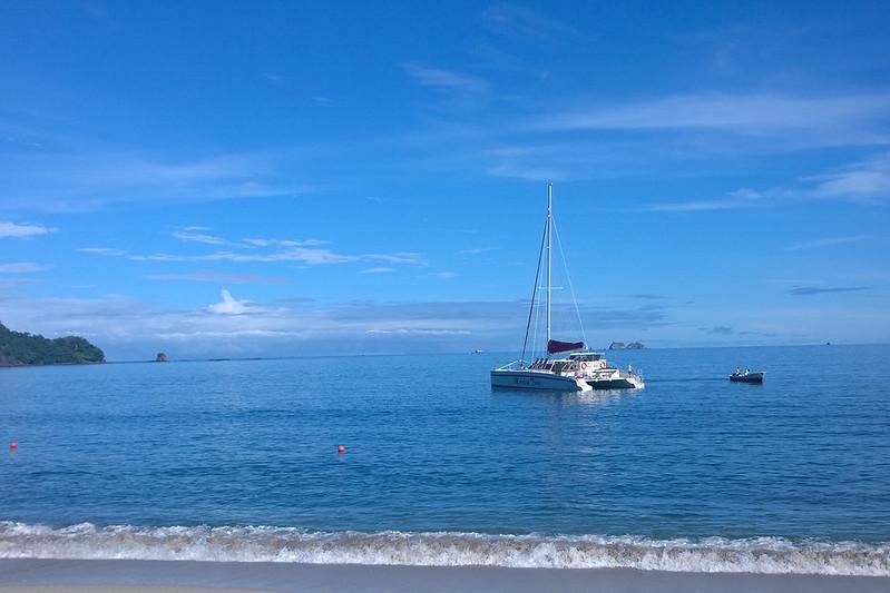 Catamaran trip - Costa Rica