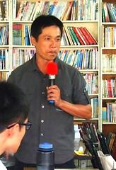 藍色東港溪保育協會常務理事劉育宗稱,東港溪是「屏東人的生命之河」。
