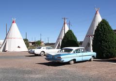Holbrook wigwam motel 2