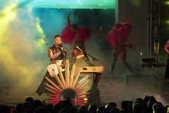 Empire of the Sun, Oracle Technology Network's Tech Fest, JavaOne 2014 San Francisco