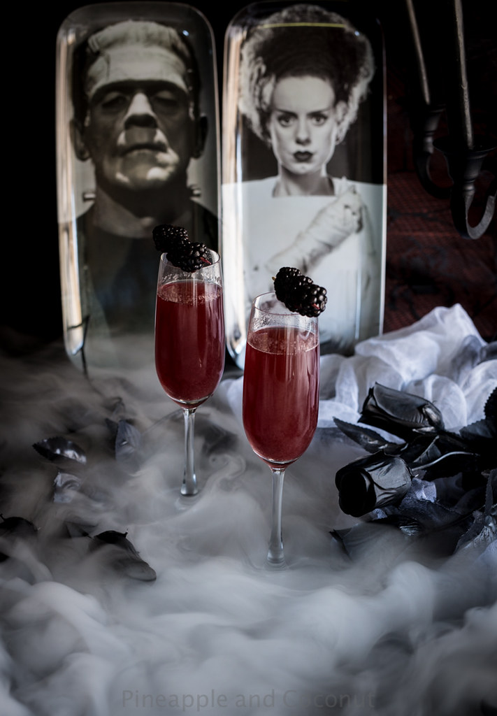 Bride of Frankenstein Cocktail