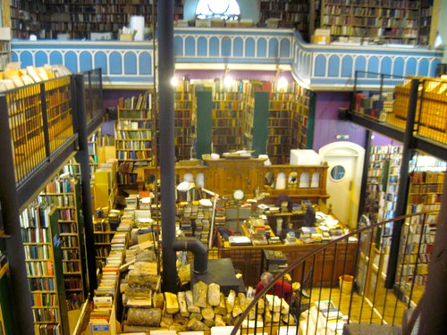 Leakey's Bookshop, Inverness