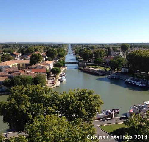 Aigues-Mortes Kanal