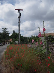 SIGNAL FERME - Photo of Ladiville