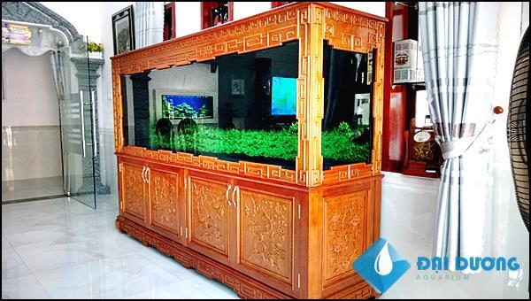 Hồ cá rồng A Cảnh Đồng Nai