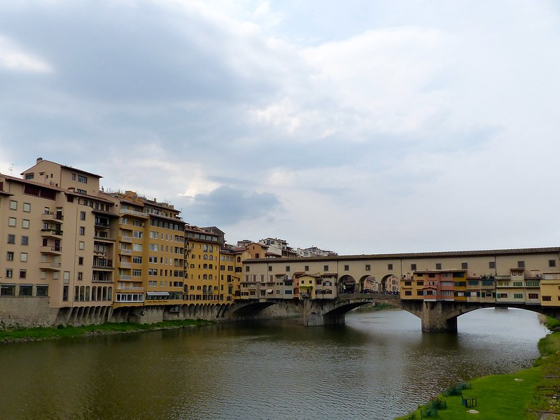 Pontivecchio Bridge in Florence