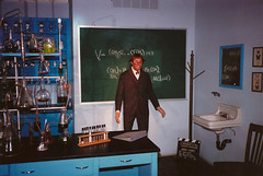 Movieland Wax Museum - Jerry Lewis in The Nutty Professor - 1987