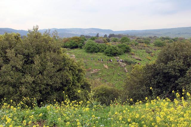Banias-Wasserfall (Golan)