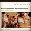 """Siempre he insistido y lo seguiré haciendo, la Capoeira se entrena si, pero también se estudia y mucho. Estoy  inscrito en el curso """"Metodología Infantil Brincadeira de Angola"""" #CapoeiraIBCE #capoeiraeducaçao #Brincadeiradeangola"""