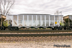 RWSX 23709 | Coal Hopper | BNSF Thayer South Subdivision
