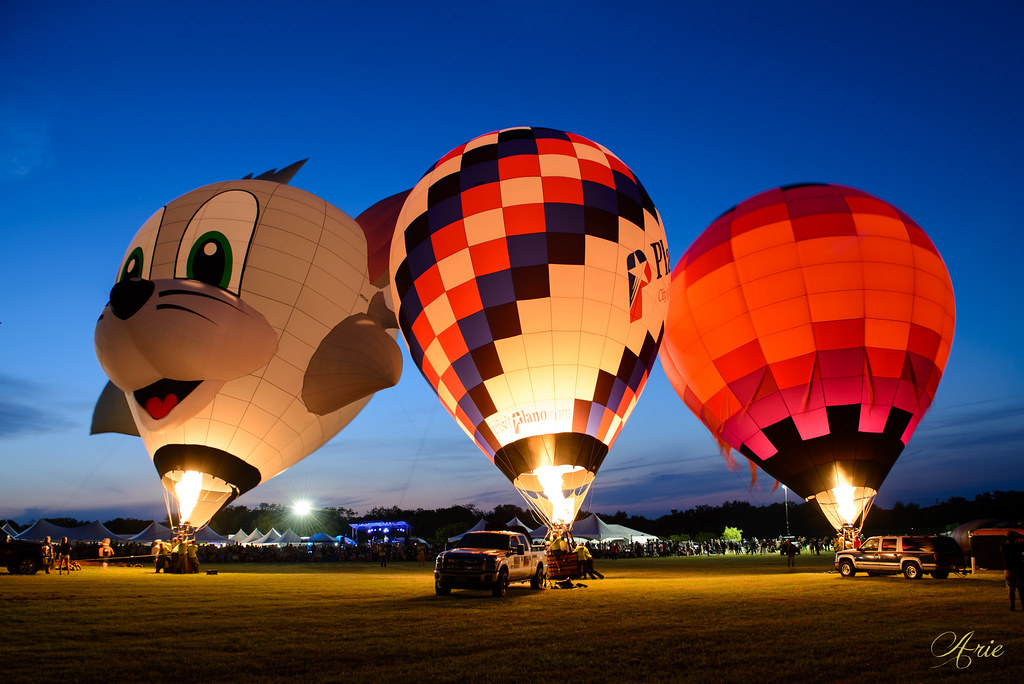 5th annual Balloons Over Horseshoe Bay Resort