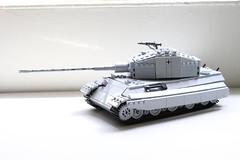 Panzerkampfwagen VI Ausf. B - Sdkfz 182 - Königstiger