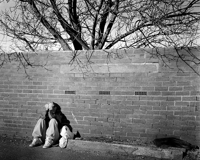 24 A Man Sitting in the Sun - Sunderland