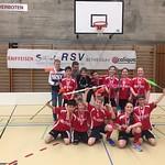 Teamfotos Junioren D 2016/17