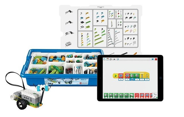 Lego Education WeDo 2.0 1
