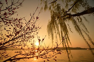 Hangzhou - West Lake Sunset by cnmark