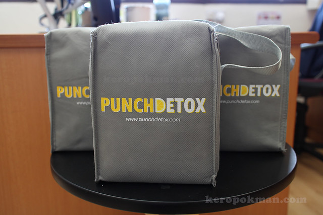 Detox Experience using PunchDetox