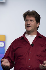 Jeff Martin, JavaOne Community Keynote, JavaOne 2014 San Francisco