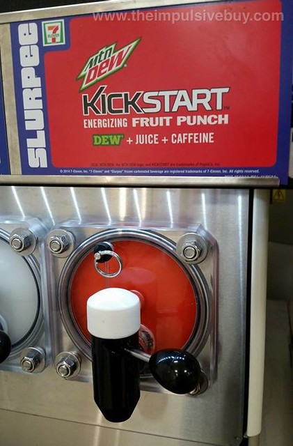 FAST FOOD NEWS: 7-Eleven Mountain Dew Fruit Punch ...