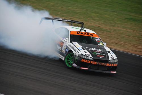 Shane O'Sullivan, Maxxis British Drift Championship, Anglesey 2014