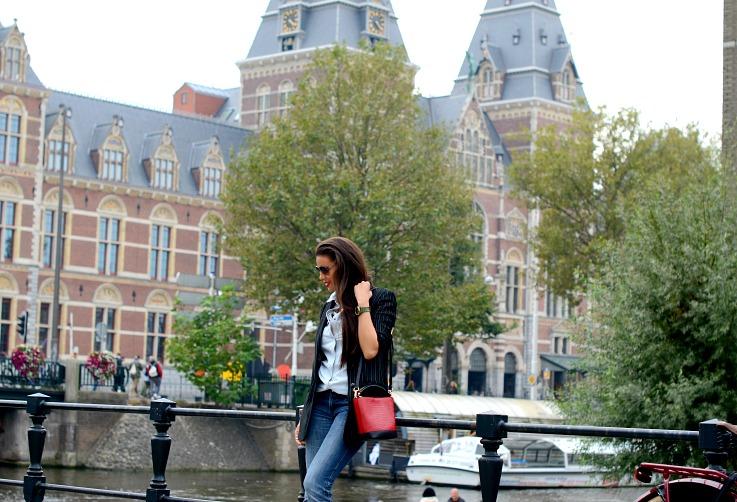 DSC_8302 Tamara Chloé, Denim On Denim, Amsterdam