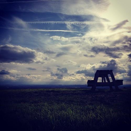 #campsies #sky #blue