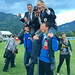 F5B team AUSTRIA celebrating 2nd place individuals