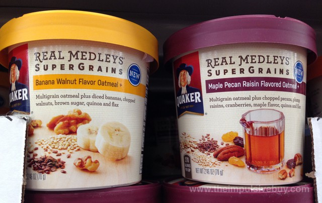 Quaker Real Medleys SuperGrains