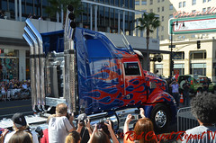 Optimus Prime (truck form) - DSC_0031