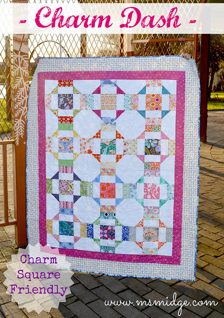 Charm Dash Pattern by Ms Midge